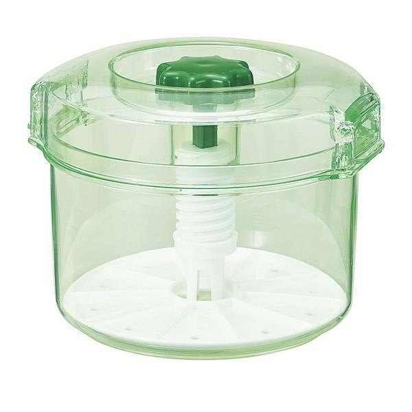 ●[新輝合成] 即席つけもの器 ピクレ M-30 丸型 3L 手軽 簡単 漬物 保存 美味しい ピクルス [ 税込5500円以上 送料無料!]