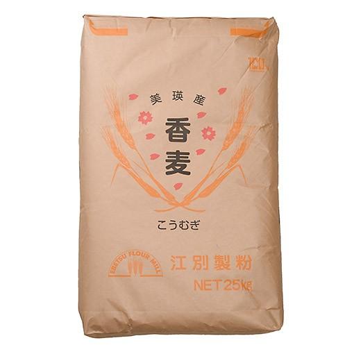 TOMIZ cuoca (富澤商店 クオカ) 香麦(美瑛産) / 25kg パン用粉(強力粉) 強力小麦粉