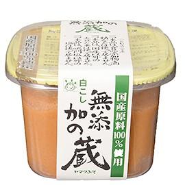 TOMIZ cuoca (富澤商店 クオカ) ヤマク 無添加の蔵 白こし/ 750g 和食材(加工食品・調味