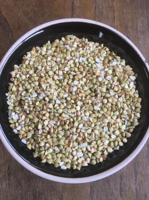 そばの実 蕎麦の実 1kg 国産 鹿児島県 送料無料