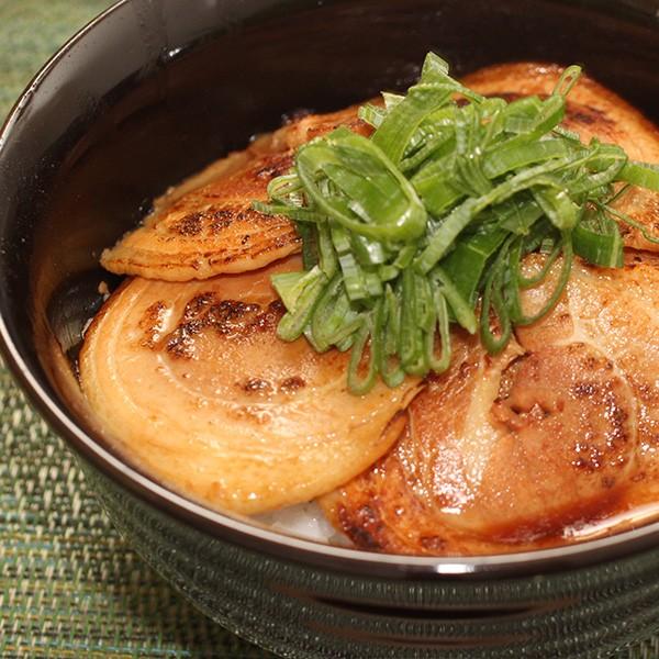[ 太巻き チャーシュー スライス 1kg×6袋 ] ケース販売 焼き豚 焼豚 とろとろ チャーシュー 豚肉 冷凍 肉