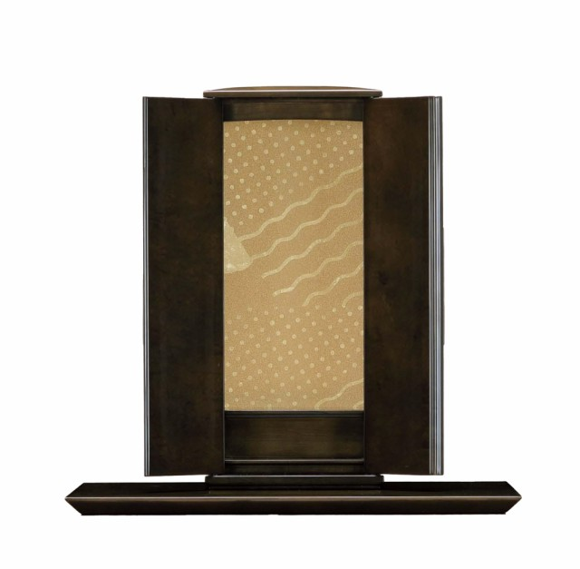 モダン仏壇 壁掛タイプ 楓 日本製 小
