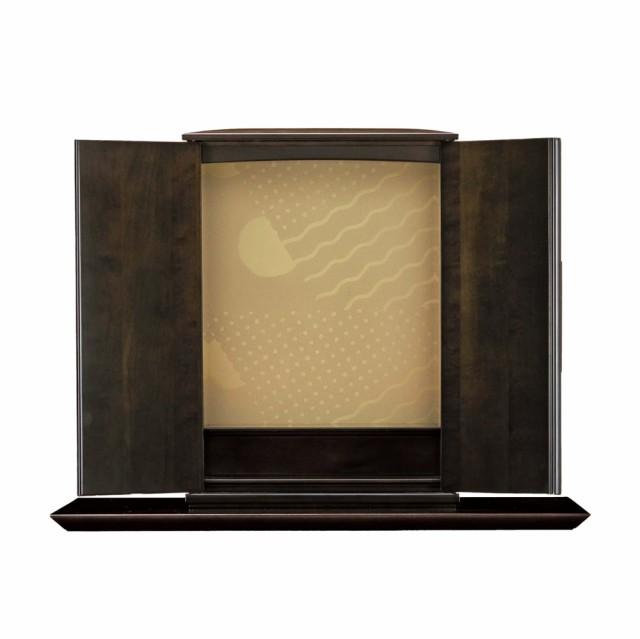 モダン仏壇 壁掛タイプ 楓 日本製 大