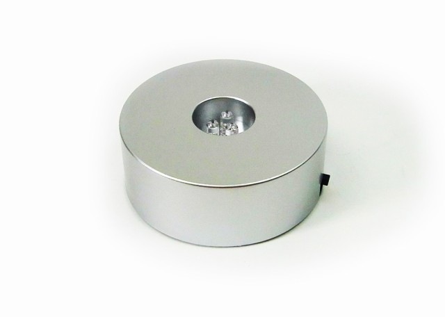 ハーバリウムコースター LEDライト