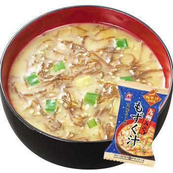 [アマノフーズ]九州みそ(もずく汁) 1袋 (アマノフーズのフリーズドライ味噌汁)