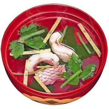 アマノフーズ フリーズドライ 鯛のお吸い物 1袋