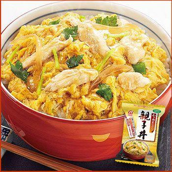 アマノフーズ 親子丼 4袋 (フリーズドライ)