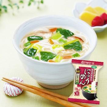 アマノフーズ フリーズドライ 無添加 にゅうめん 五種の野菜 1袋