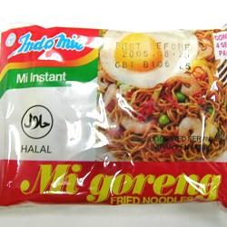 ハラル認証 インドミー ミーゴレン (インドネシアの焼きそば) 40袋セット