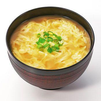 フリーズドライ 無添加 味噌汁 ふんわりたまごのおみそ汁 10袋 (コスモス食品)