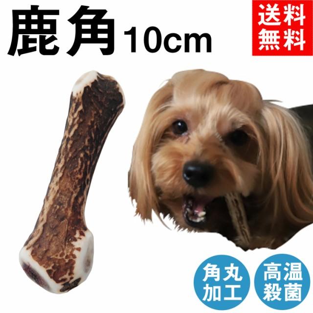 鹿の角 犬 おもちゃ 10cm 小型犬 無添加 おやつ エゾジカ 国産 鹿 角 ガム デンタルケア monolife
