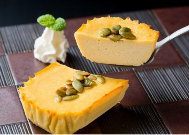 燻製チーズをたっぷり使ったお酒に合う スモークチーズケーキ 150g《1~2営業日以内に出荷(日・祝日を除く)》