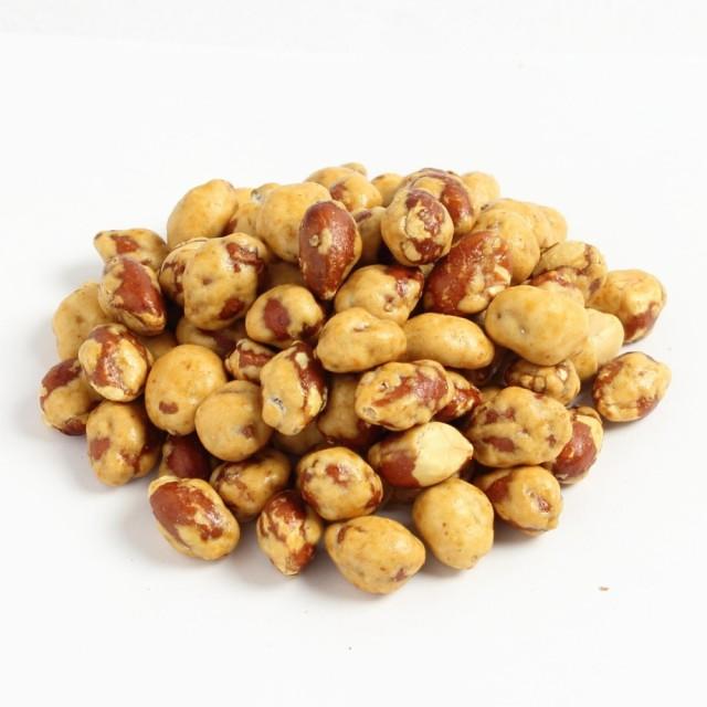 おつまみ豆1kg 業務用大袋 南風堂 ピリ辛しょうゆ味の落花生豆菓子
