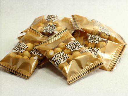 いかピーミニパック1kg 業務用大袋 南風堂 いか味の落花生豆菓子 個包装タイプ