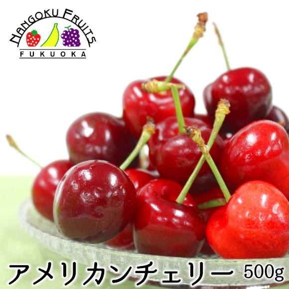南国フルーツ・アメリカンチェリー500g