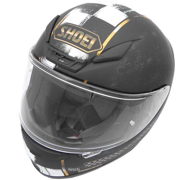 マットカラー Lサイズ ショウエイ ヘルメット TC-9 【SHOEI】 /(59cm/) Z-7 ターミナス フルフェイス /(黒//金/) Z7