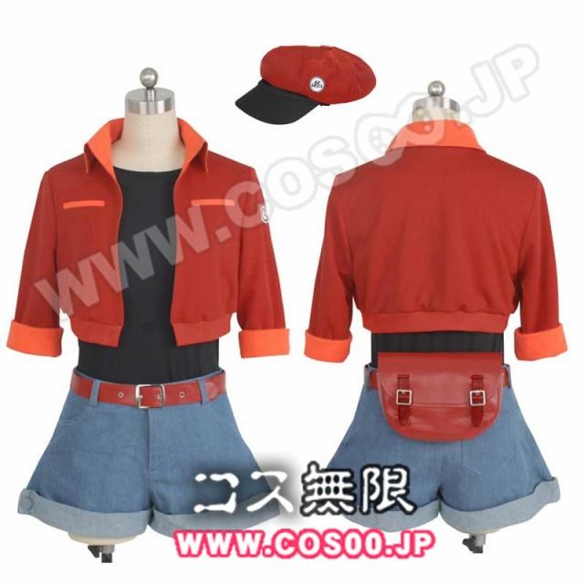 はたらく細胞 働く細胞 ◆赤血球◆コスプレ衣装