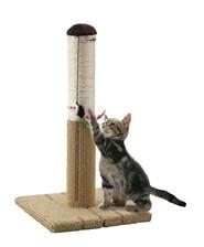 マルカン どこでもツメとぎタワーS わんぱく猫用 ペット用 動物用
