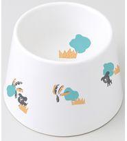 マルカン 食べやすい陶製食器 犬水用 わんぱくペット用 動物用