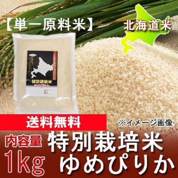 「北海道 ゆめぴりか 送料無料 米」令和元年産 北海道産米 ユメピリカ 白米 1kg(1000 g) 価格 1000 円 ぽっきり 送料無料 ゆめぴりか 白