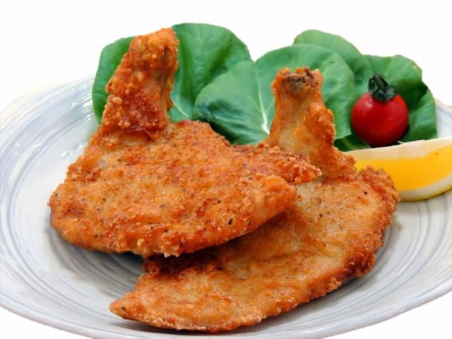 サクウマチキン160g 6本入り【業務用 冷凍食品 惣菜 唐揚げ 鶏肉 むね チキン おかず イベント パーティ】