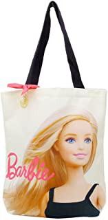 Barbieサテンポーチ トートバッグ フューシャピンク 31294(キャラクター グッズ)