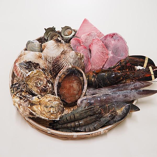 豊洲市場 海鮮バーベキューセット「祭」 冷蔵便 築地直送 [海鮮バーベキューセット]