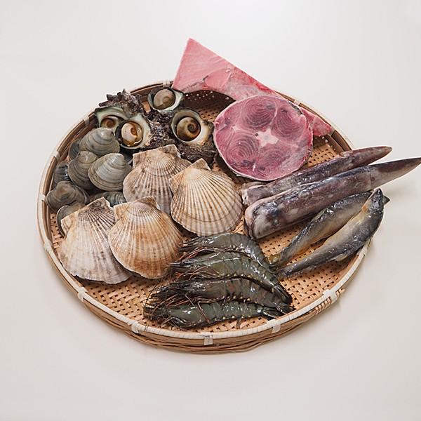 豊洲市場 海鮮バーベキューセット「鶴」 冷蔵便 築地直送 [海鮮バーベキューセット]