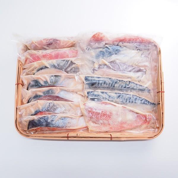漬け魚(西京漬け)セット「宝」 冷凍便 築地直送 [西京漬け 西京焼き 漬魚 ギフト]