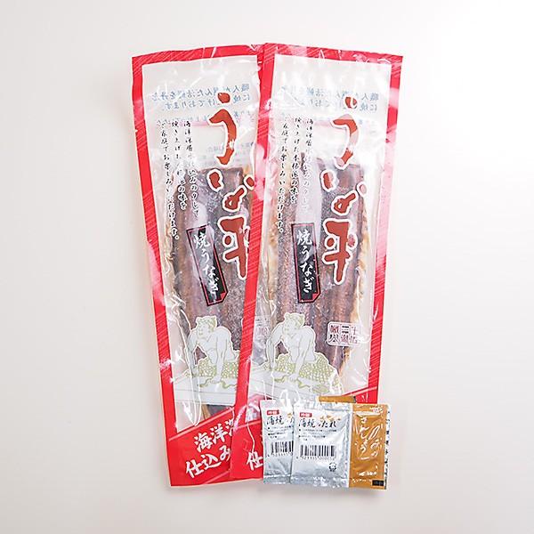 国産うなぎの蒲焼き2尾セット 冷凍便(冷蔵便可) 築地直送 [うなぎ ギフト]