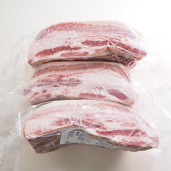 イベリコ豚ベーコン原木 約4.5kg 冷凍便 [ブロック チャーシュー 角煮]