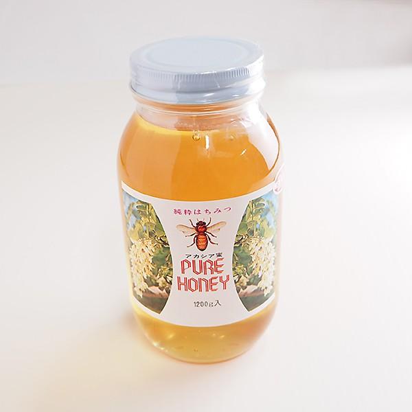 アカシアハチミツ 1200g 中国産 常温便 [アカシア蜂蜜]