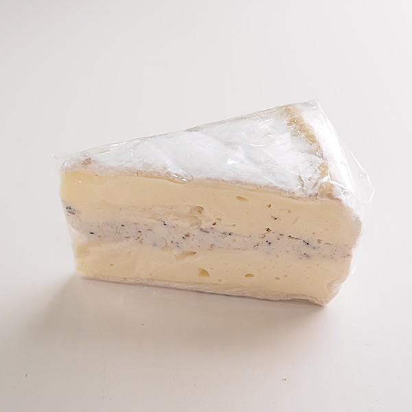 [白カビタイプ] ブリー・トリュフ 100g フランス産 冷蔵便 [ブリーチーズ 黒トリュフクリーム]