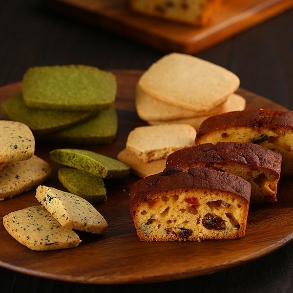 ケーキ&クッキープレミアムギフト(フルーツ) 常温便/商品代引不可 [洋菓子 焼き菓子ギフト]
