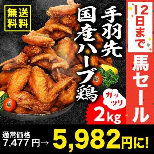 手羽先 2kg 以上 唐揚げ 国産 鶏肉 鶏 約32本 利他フーズ ギフト お土産 新鮮 お取り寄せ 食べ物 惣菜 おつまみ