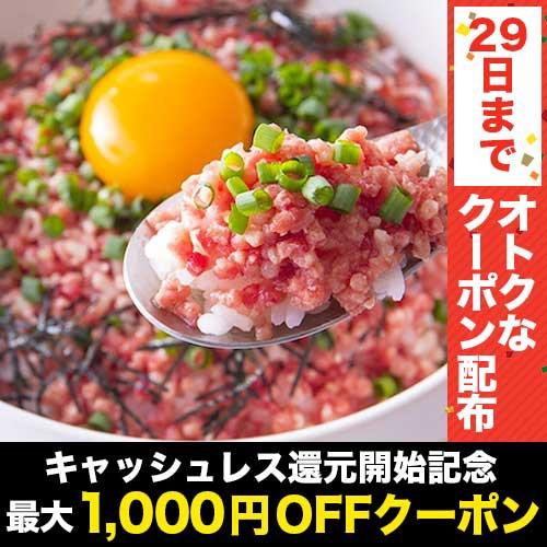 馬刺し 熊本 大トロフレーク 100g×2個セット 200g 約10人前 おつまみ ご飯の友肉 ギフト