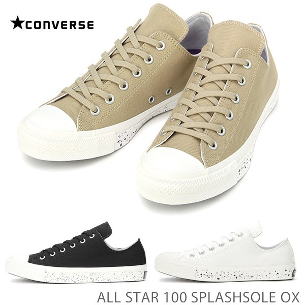 "881a4880748 コンバース オールスター CONVERSE ALL STAR 100 SPLASHSOLE OX コンバース オールスター100 スプラッシュソール  OX  商品の特徴  テーマ""ENERGY WAVE""に基づく「ALL ..."