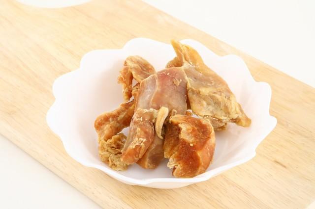 自家製 鶏むねジャーキー300g 無添加おやつ 要冷凍 国内産鶏肉使用 犬 ジャーキー おやつ
