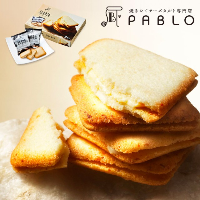 サブレルチーズ 9枚入 - お中元 スイーツ ギフト 手土産 個包装 チョコレート パルメザンチーズ ラングドシャ チーズ 菓子 クッキー プチ