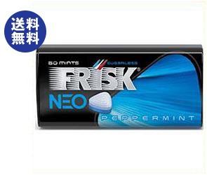 【送料無料2ケースセット】 クラシエ FRISK(フリスク)ネオ ペパーミント 35g×9個入×(2ケース)