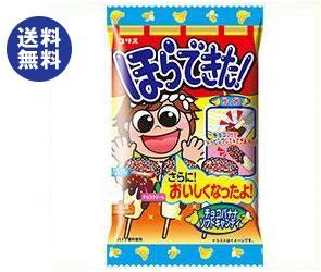 【送料無料2ケースセット】 コリス ほらできた!チョコバナナ 36g×10個入×(2ケース)