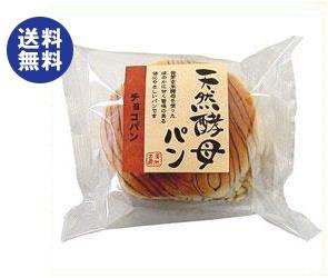 【送料無料2ケースセット】 天然酵母パン チョコパン 12個入×(2ケース)