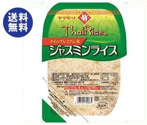 【送料無料2ケースセット】 ヤマモリ ジャスミンライス 170g×12個入×(2ケース)