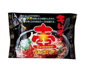 【送料無料】徳山物産 キムチの壷ラーメン 120g×30袋入