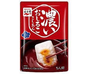【送料無料2ケースセット】永谷園 濃いおしるこ こしあん 150g×10袋入×(2ケース)