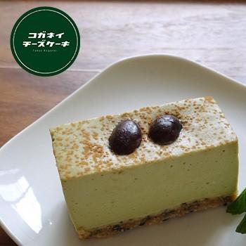 ホワイトデー ギフト チーズケーキ 黒抹茶レアチーズケーキ 6個セット お菓子 cake スイーツ
