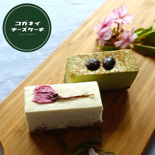 ホワイトデー ギフト チーズケーキ サクラハニー 黒抹茶 6個入りアソートBOX お菓子 cake スイーツ