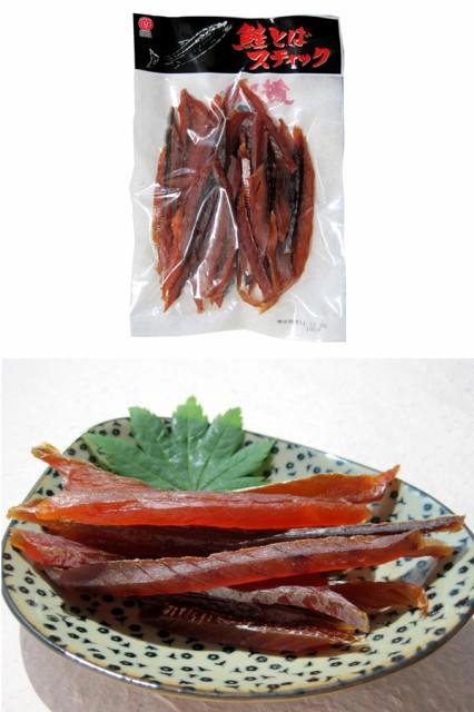 【大量購入でお得】鮭とばスティック111g×10袋
