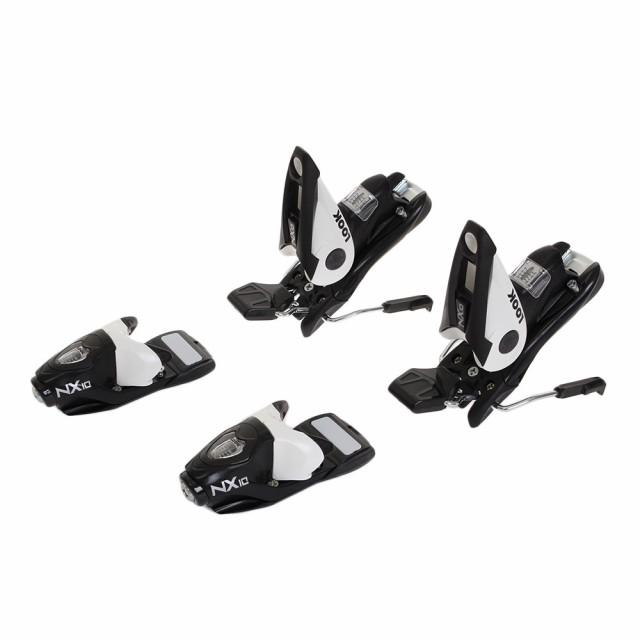Alpin ROSSIGNOL LOOK NX 10 B83 ~ SKI BINDUNG BLACK WHITE BINDUNG Bindungen