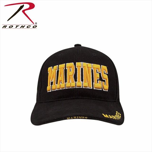 ROTHCO ロスコ MARINES ミリタリー キャップ 帽子 (迷彩 迷彩柄 大きいサイズ アメカジ ブランド プレゼント ギフト 2020 子 鼠 ねずみ